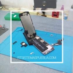 Reparación y enderezado de celulares doblados Puebla