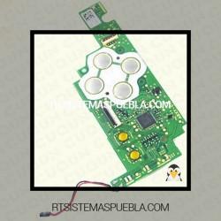 Cambio de Botón de función de placa PCB para NEW 3DS Puebla