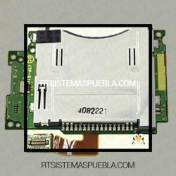 Cambio de Módulo de ranura de tarjeta SD para NEW 3DS Puebla
