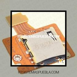 Cambio de ranura de microSD para Nintendo Switch en Puebla • teléfono 01(222)570 6952
