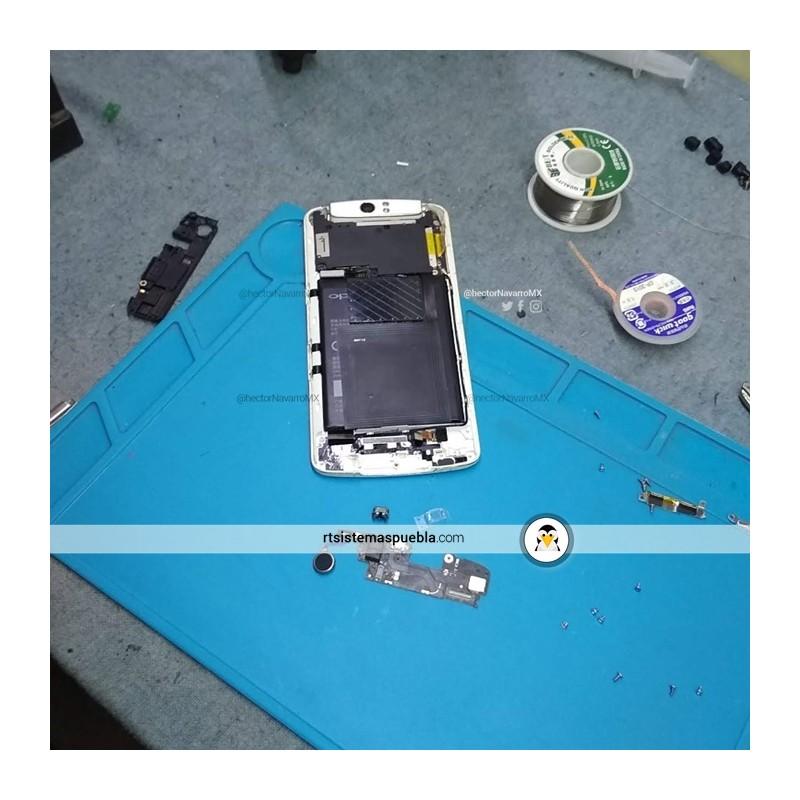 Cambio de pines de carga microUSB para celulares Puebla